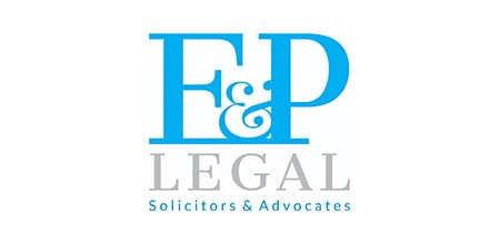 E & P LEGAL  Solicitors & Advocates